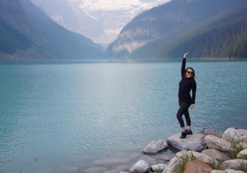 Alana adult with CF at Lake Louise v2