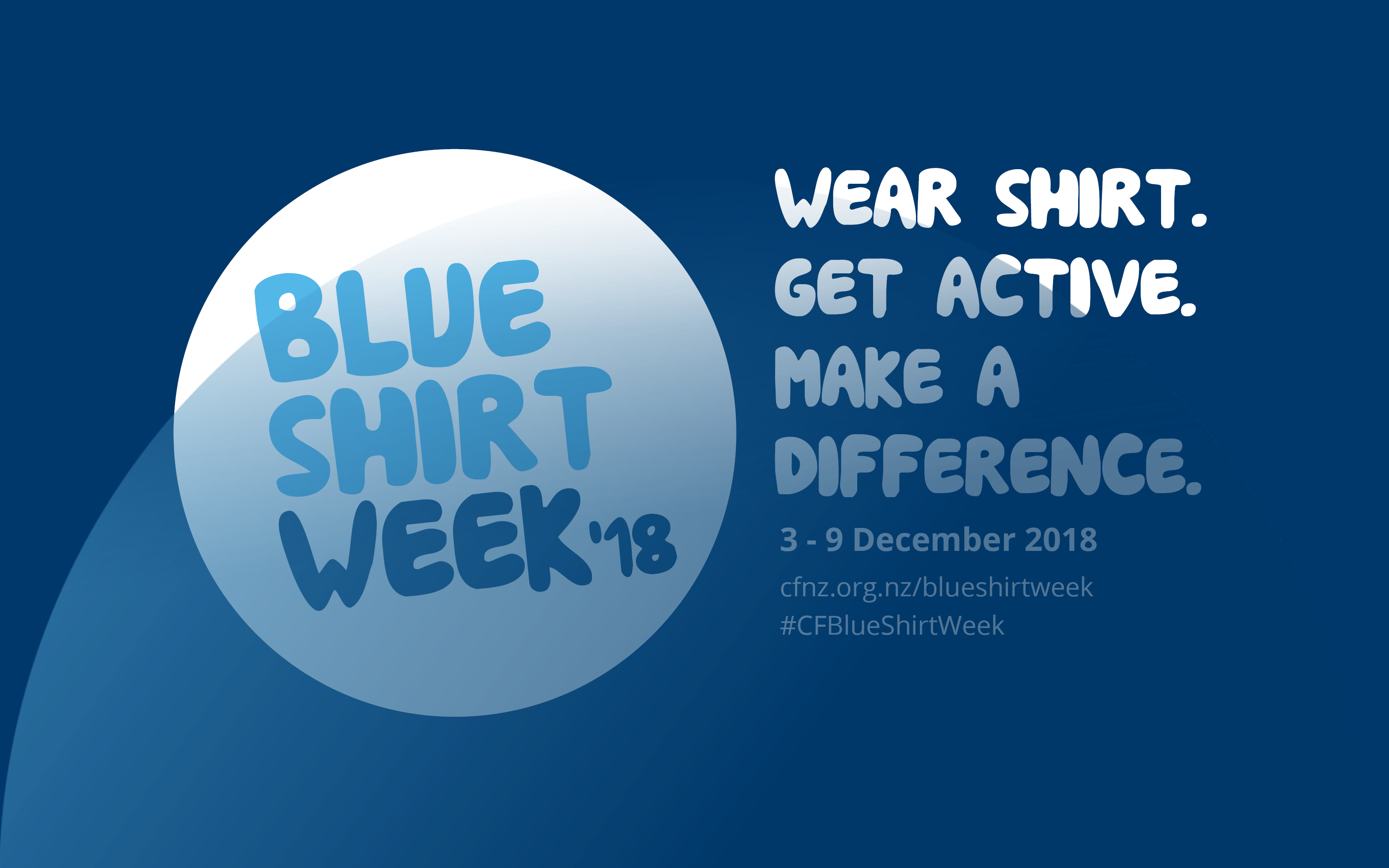 Blue Shirt Week Web Banner 2018