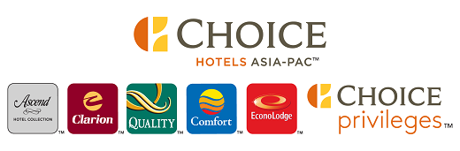 Choice Hotel Asia Pac 2018 logo small