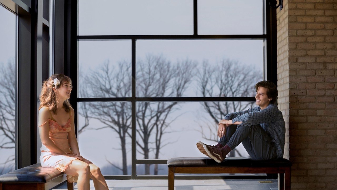 Still from Five Feet Apart