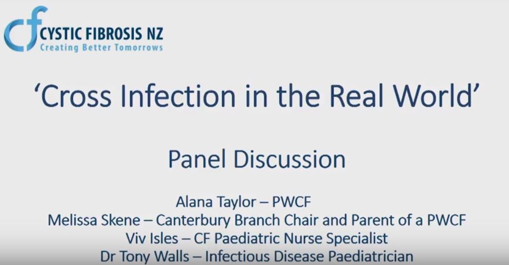 Cross infection in the real world